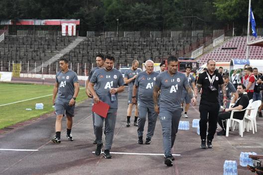 Треньорите на ЦСКА